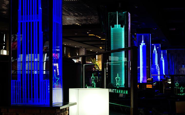 Развлекательный центр, ночной клуб. развлекательный центр, ночной клуб из проекта , фото №49994