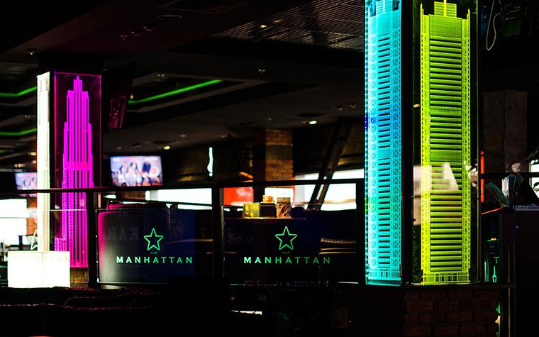 Развлекательный центр, ночной клуб. развлекательный центр, ночной клуб из проекта , фото №49995