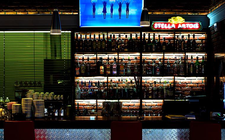 Развлекательный центр, ночной клуб. развлекательный центр, ночной клуб из проекта , фото №50003