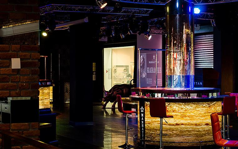 Развлекательный центр, ночной клуб. развлекательный центр, ночной клуб из проекта , фото №50006