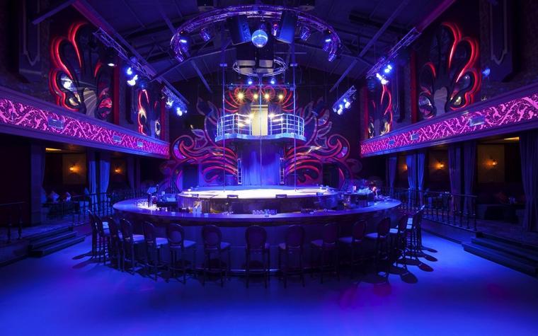развлекательный центр, ночной клуб - фото № 57042