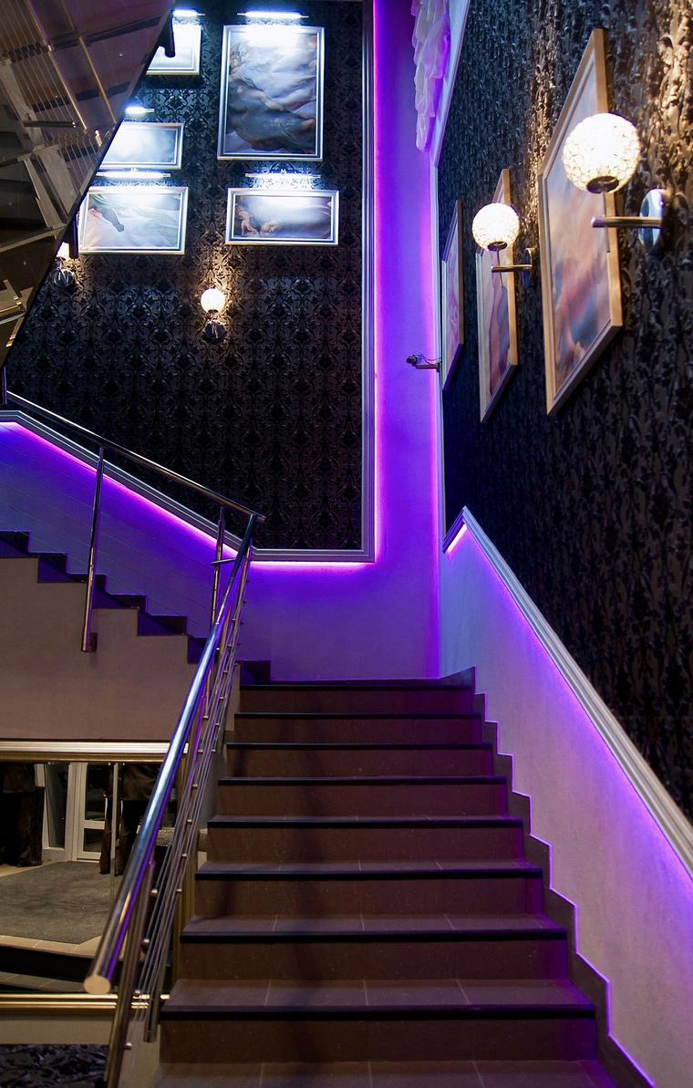 Развлекательный центр, ночной клуб. развлекательный центр, ночной клуб из проекта , фото №64847