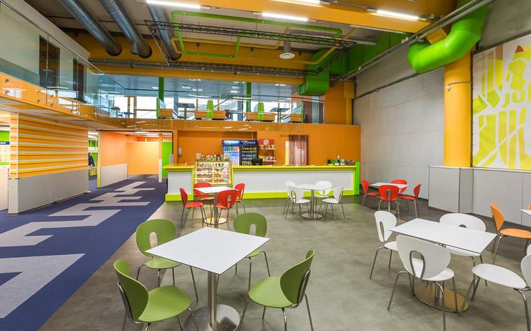 Детские центры, клубы. детский центр, клуб из проекта Спортивно-развлекательный центр JUMP, фото №73337