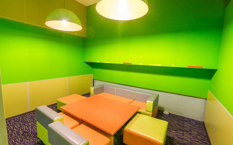 Детские центры, клубы. детский центр, клуб из проекта Спортивно-развлекательный центр JUMP, фото №73333
