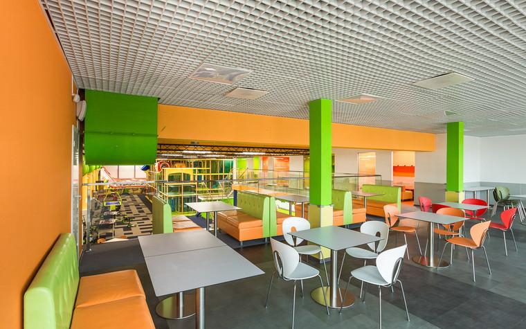 Детские центры, клубы. детский центр, клуб из проекта Спортивно-развлекательный центр JUMP, фото №73335