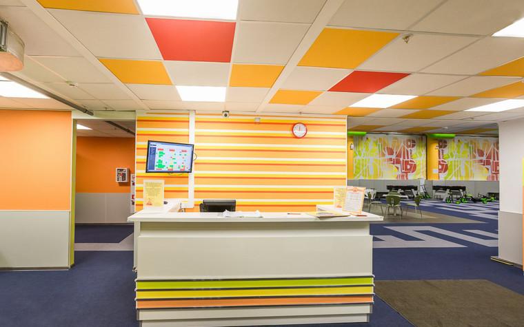 Детские центры, клубы. детский центр, клуб из проекта Спортивно-развлекательный центр JUMP, фото №73334
