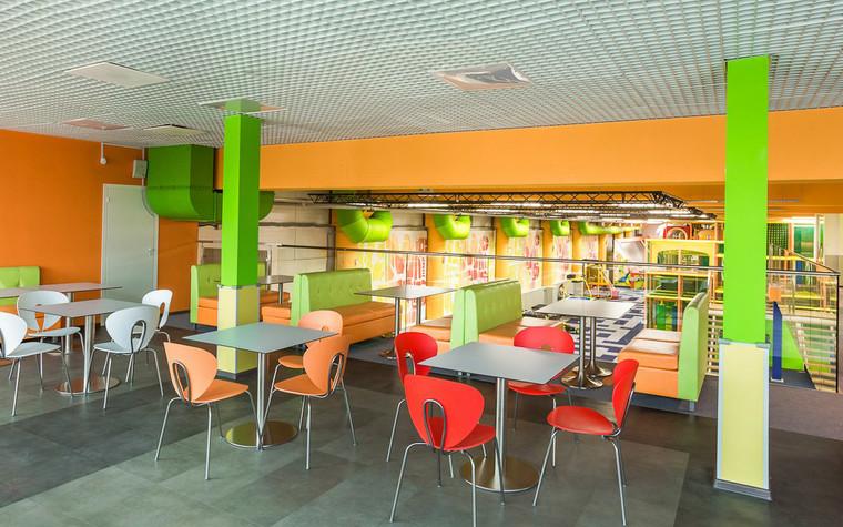 Детские центры, клубы. детский центр, клуб из проекта Спортивно-развлекательный центр JUMP, фото №73336