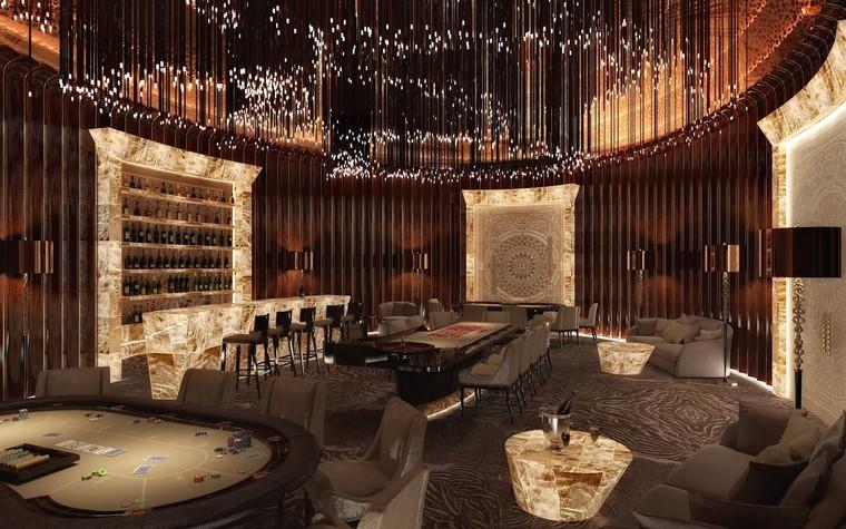 Развлекательный центр, ночной клуб. развлекательный центр, ночной клуб из проекта Казино в Батуми, фото №95905