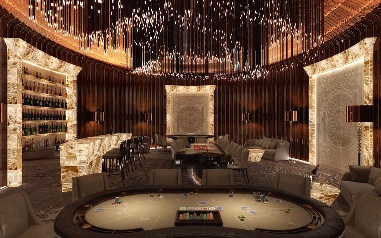Развлекательный центр, ночной клуб. развлекательный центр, ночной клуб из проекта Казино в Батуми, фото №95906