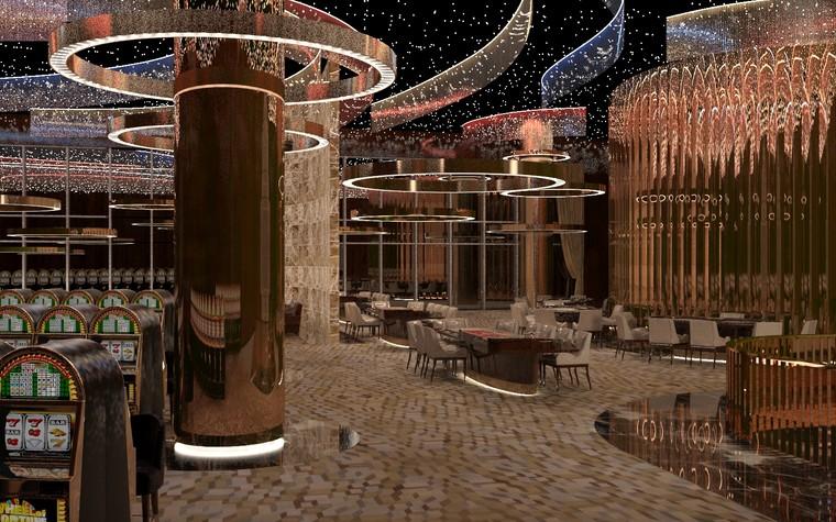 Развлекательный центр, ночной клуб. развлекательный центр, ночной клуб из проекта Казино в Батуми, фото №95907