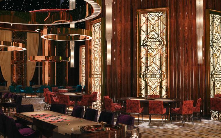 Развлекательный центр, ночной клуб. развлекательный центр, ночной клуб из проекта Казино в Батуми, фото №95908