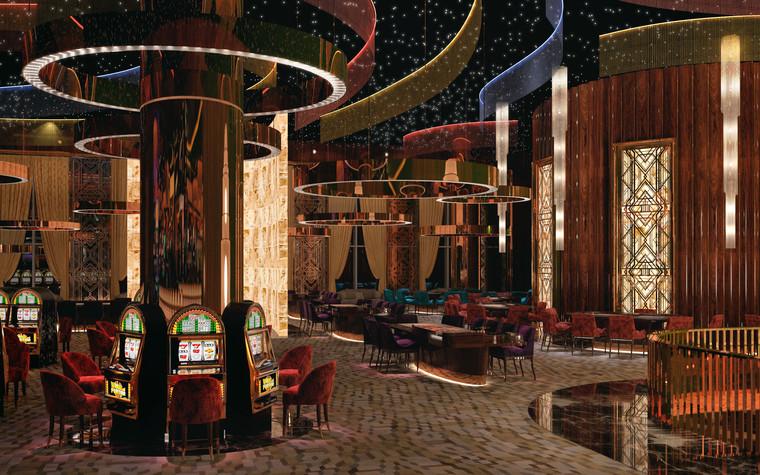 Развлекательный центр, ночной клуб. развлекательный центр, ночной клуб из проекта Казино в Батуми, фото №95909
