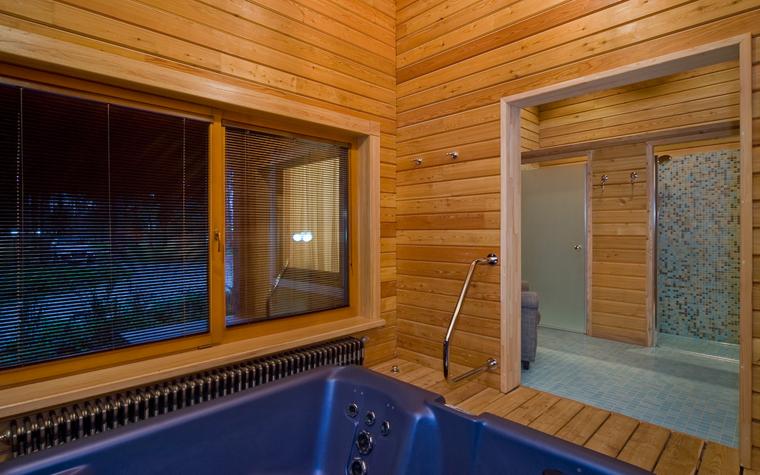 интерьер ванной - фото № 11791