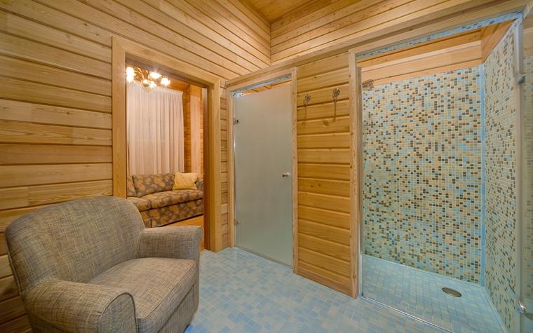 интерьер ванной - фото № 11792