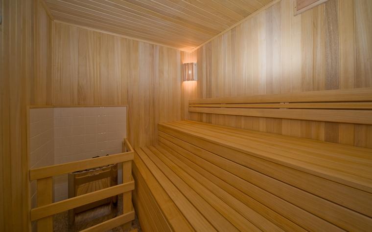 Гостевой дом. баня сауна из проекта , фото №11795