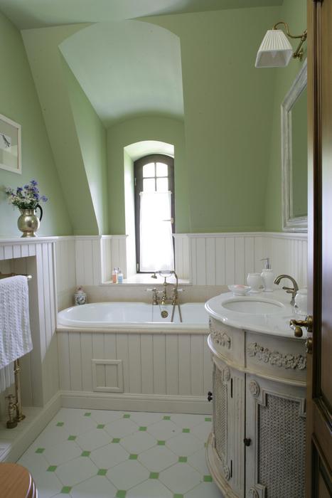 Гостевой дом. ванная из проекта , фото №16297
