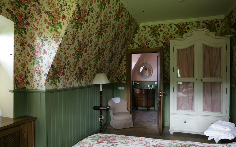 Фото № 16302 спальня  Гостевой дом