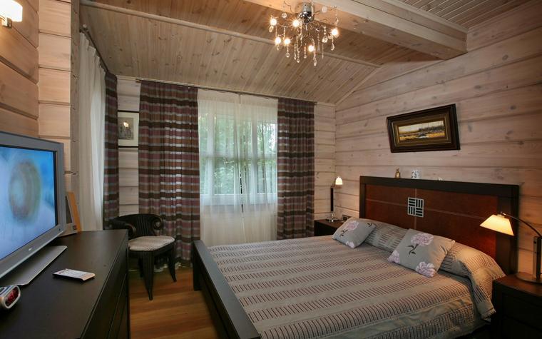 Гостевой дом. спальня из проекта , фото №19400