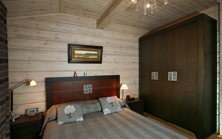 Гостевой дом. спальня из проекта , фото №19401