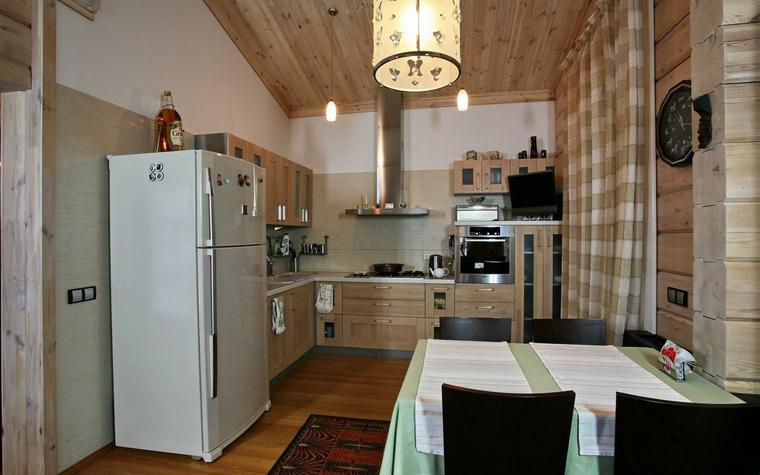 Гостевой дом. кухня из проекта , фото №19409