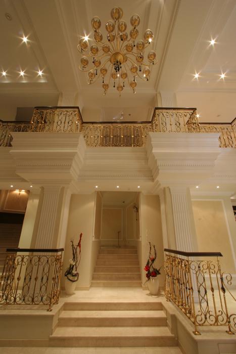 Гостевой дом. холл из проекта , фото №26424