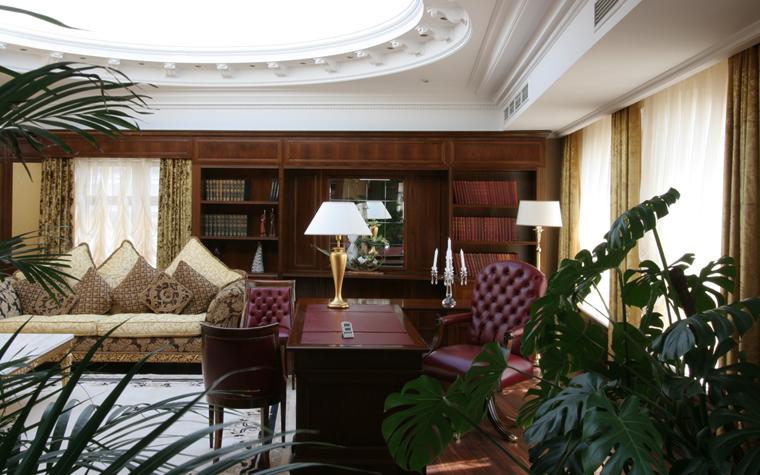Фото № 26392 кабинет библиотека  Гостевой дом