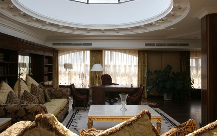 Фото № 26395 кабинет библиотека  Гостевой дом