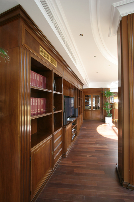 Фото № 26398 кабинет библиотека  Гостевой дом