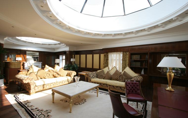 Гостевой дом. кабинет из проекта , фото №26399