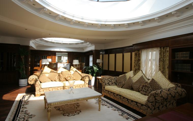 Гостевой дом. кабинет из проекта , фото №26401
