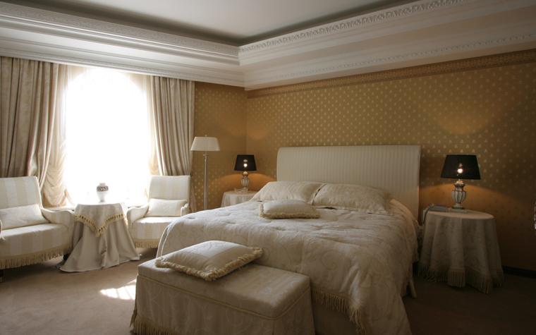 интерьер спальни - фото № 26409