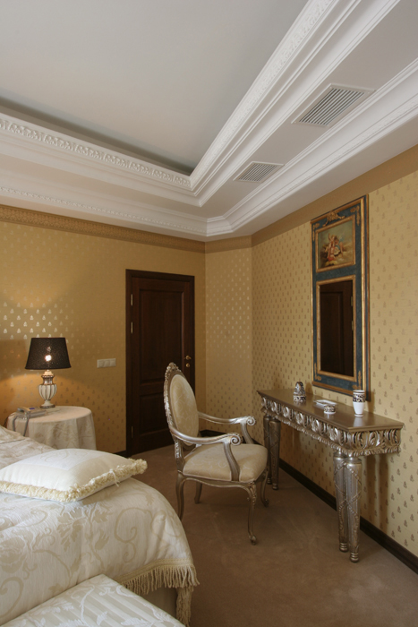 Гостевой дом. спальня из проекта , фото №26412