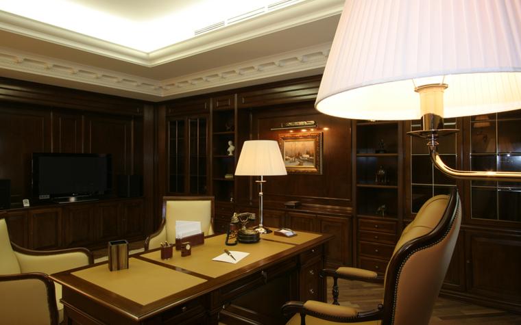 Фото № 26390 кабинет библиотека  Гостевой дом