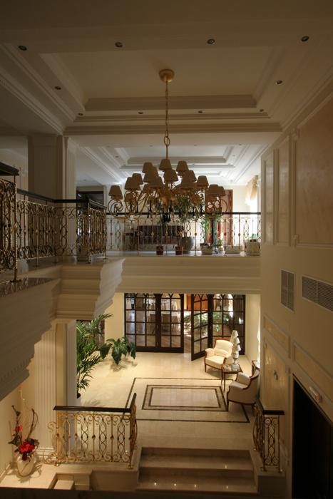 Гостевой дом. холл из проекта , фото №26429