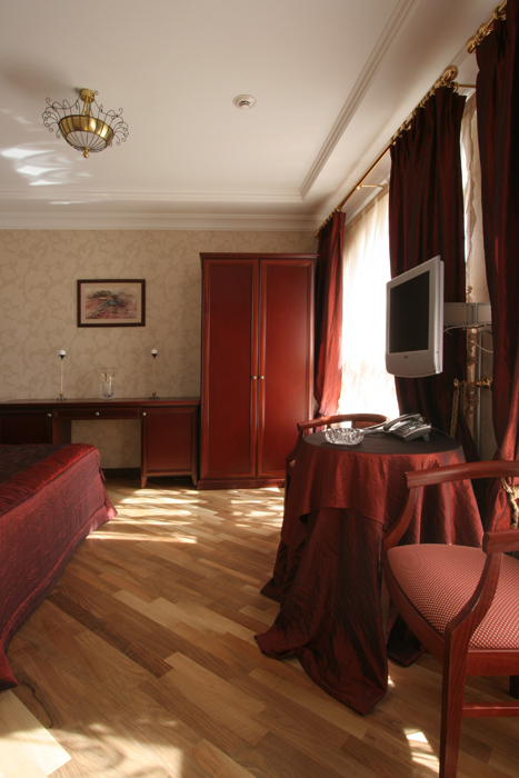 Гостевой дом. спальня из проекта , фото №26413