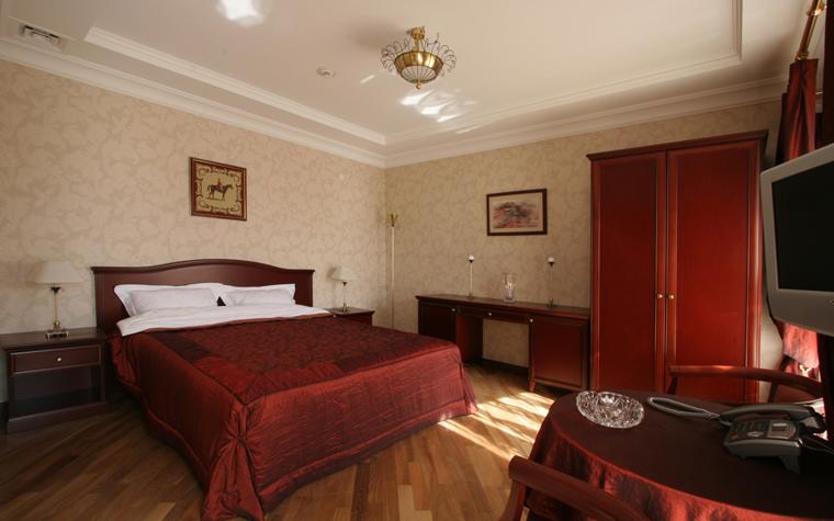 интерьер спальни - фото № 26414