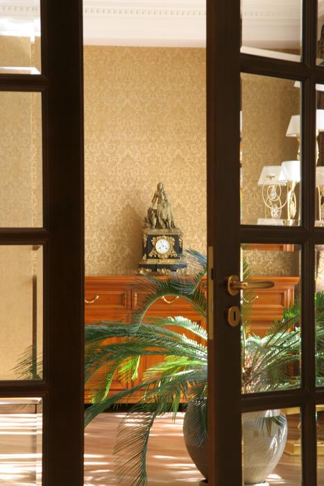 Гостевой дом. столовая из проекта , фото №26437