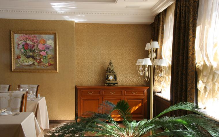 Гостевой дом. столовая из проекта , фото №26438