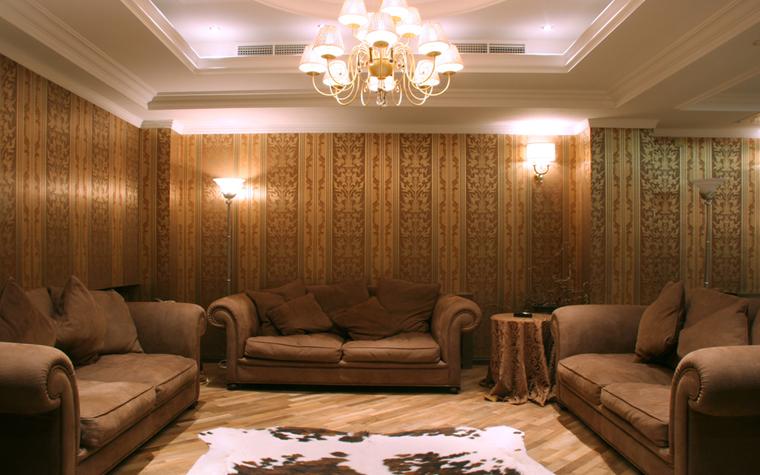 Фото № 26377 гостиная  Гостевой дом