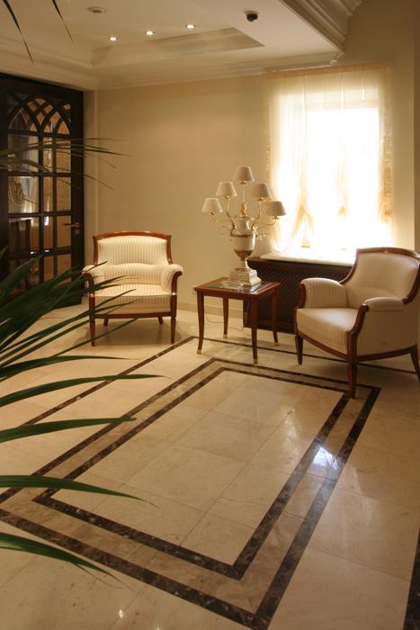 Гостевой дом. холл из проекта , фото №26423
