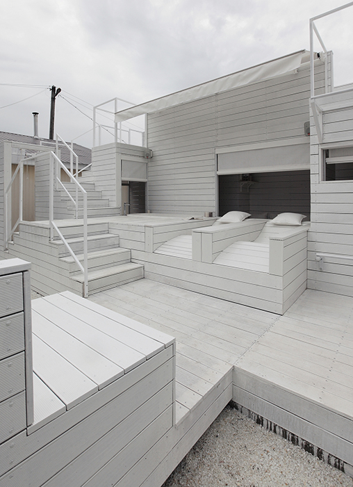 Фото № 37307 терраса   Гостевой дом
