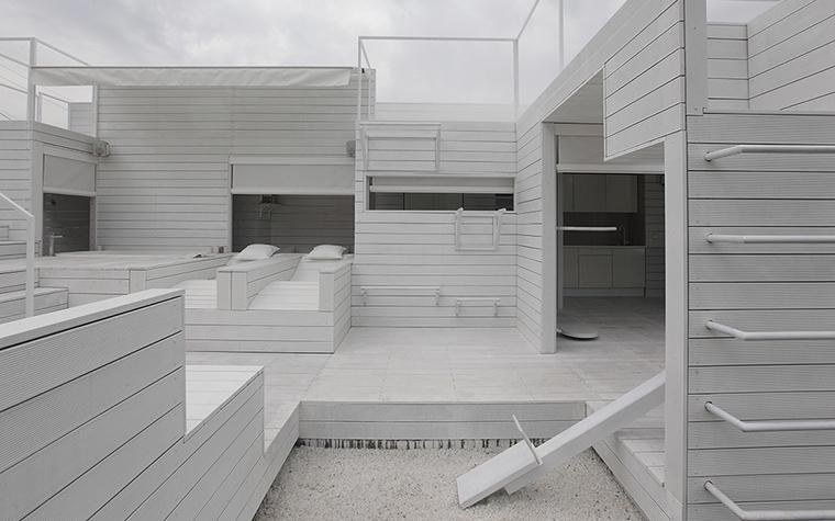 Фото № 37308 терраса   Гостевой дом