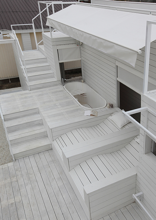 Фото № 37309 терраса   Гостевой дом