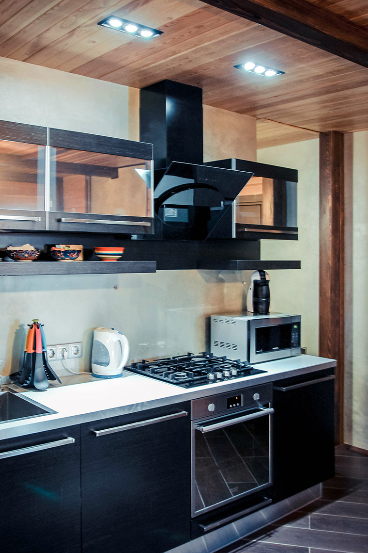 интерьер кухни - фото № 48858