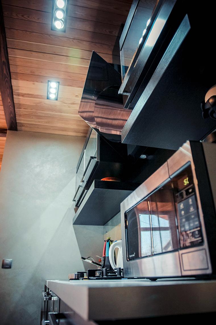Гостевой дом. кухня из проекта , фото №48859