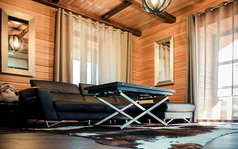 интерьер гостиной - фото № 48852