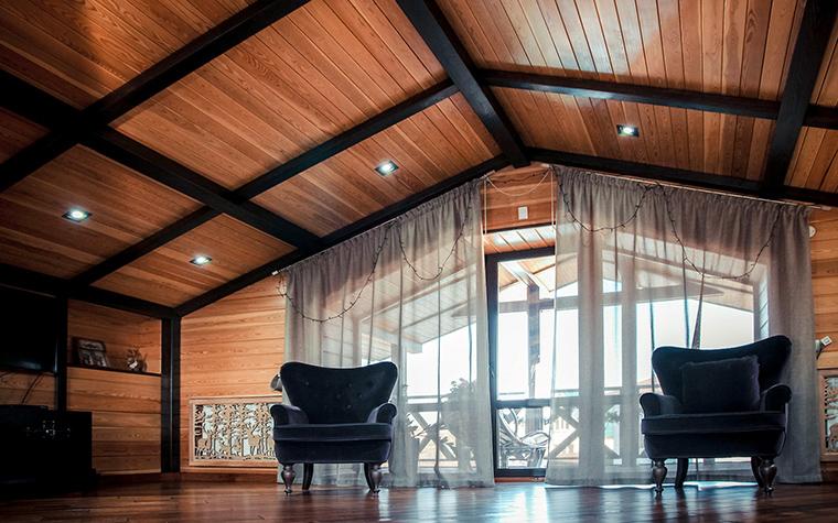 Гостевой дом. гостиная из проекта , фото №48868
