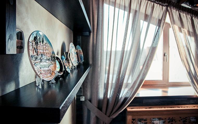 интерьер гостиной - фото № 48874