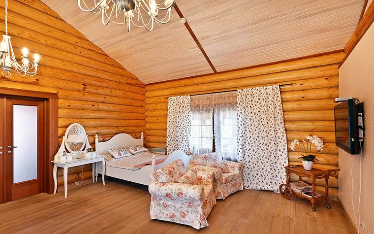 интерьер спальни - фото № 50339