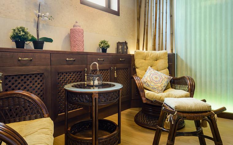 Гостевой дом. комната отдыха из проекта Кофейное настроение для СПА, фото №78412